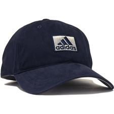 Adidas Men's Cotton Relaxed Personalized Hat - Navy-Mid Grey