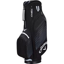 Callaway Golf Chev Personalized Cart Bag - Black-Silver-White