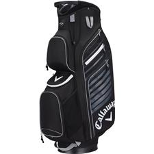 Callaway Golf Chev Org. Personalized Cart Bag - Black-Grey-White