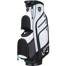 Callaway Golf Chev Org. Personalized Cart Bag - Black-White-Green