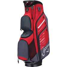 Callaway Golf Chev Org. Personalized Cart Bag - Titanium-Red-White