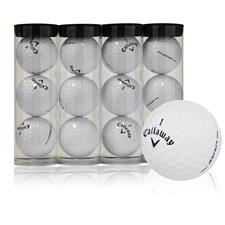 Callaway Golf Custom Logo X2 Hot Custom Logo Golf Balls w/ Clear Sleeve