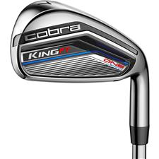 Cobra King F7 One Length Graphite Iron Set