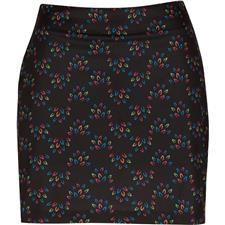 Greg Norman Geo Print Knit Skort for Women