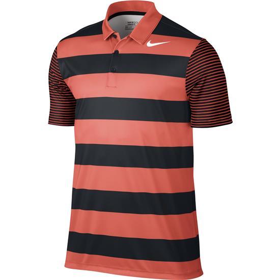 Nike Men's Breathe Bold Stripe Polo