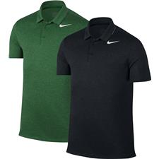 Nike Men's Breathe Heather Polo