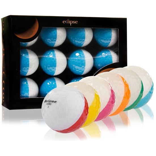 Nitro Eclipse Golf Balls