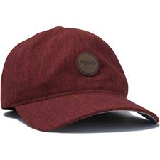 PING Men's Fairway Personalized Hat - Rustic Red