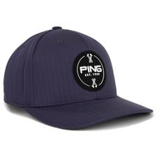 PING Personalized Patch Hat