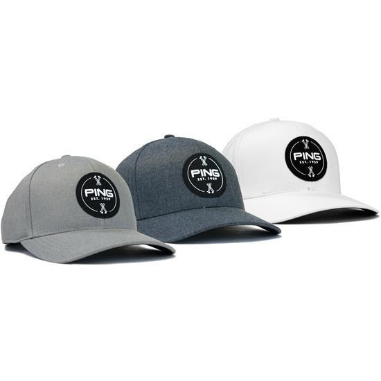 PING Men's Patch Hat