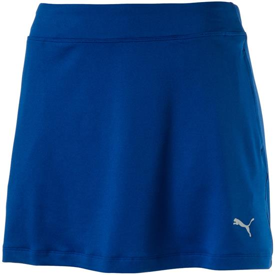 Puma Solid Knit Skirt for Women