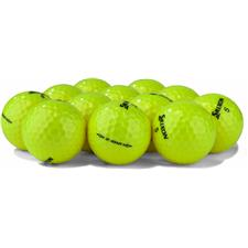 Srixon Z Star 4 Yellow High Number Overrun Golf Balls