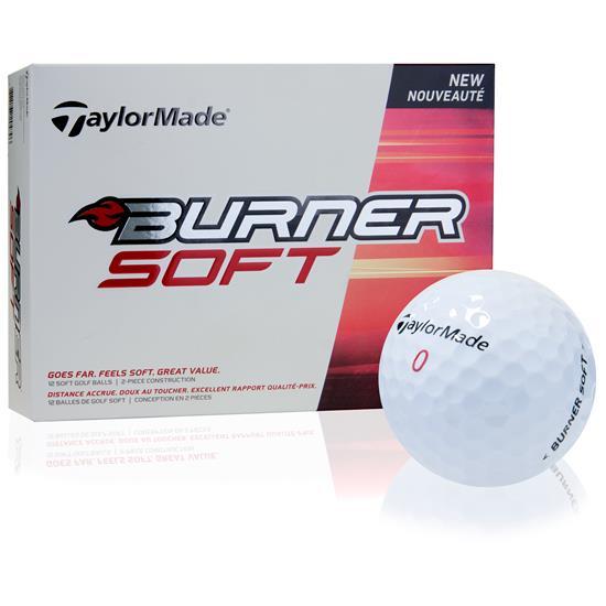 Taylor Made Burner Soft Golf Balls