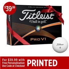 Titleist Pro V1 High Number Golf Balls