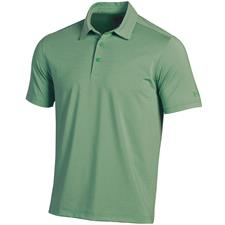Under Armour Men's Kirkby Heathered Stripe Polo