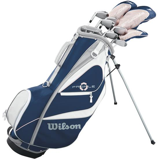 Wilson Profile XD Carry Package Set for Women
