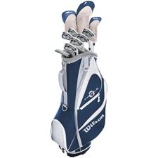 Wilson Profile XD Cart Package Set for Women