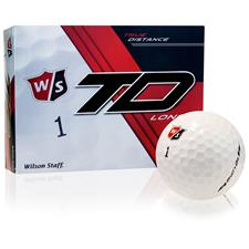 Wilson Staff True Distance Long Photo Golf Balls