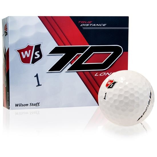 Wilson Staff True Distance Long Golf Balls