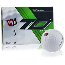 Wilson Staff Custom Logo True Distance Soft Golf Balls