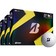Bridgestone Tour B330 B Mark Personalized Golf Ball - Buy 2 Get 1 Free