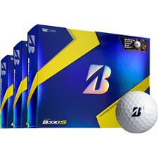 Bridgestone Tour B330-S B Mark Personalized Golf Balls - Buy 2 Get 1 Free