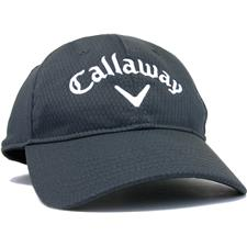 Callaway Golf Men's Performance Side Crested Unstructured Personalized Hat - Charcoal