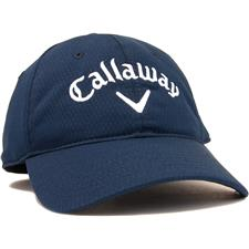 Callaway Golf Men's Performance Side Crested Unstructured Personalized Hat - Navy