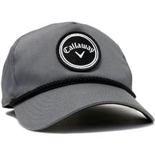 Callaway Golf Men's Rope Personalized Hat - Charcoal