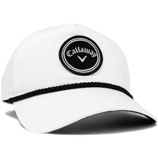 Callaway Golf Men's Rope Personalized Hat - White