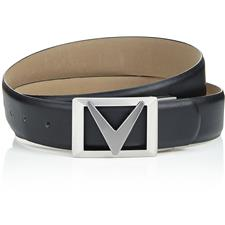 Callaway Golf Signature Chevron Belt - Caviar - Cut to Size