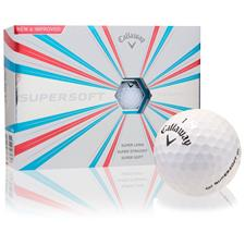Callaway Golf Supersoft Custom Logo Golf Balls