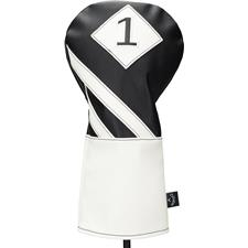 Callaway Golf Vintage Driver Headcovers - Black-White