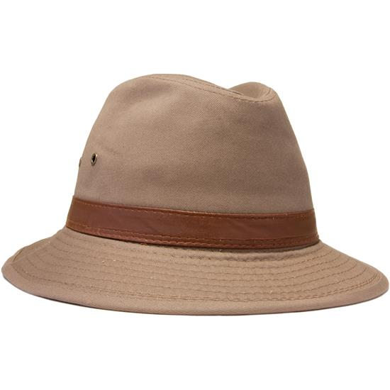 Dorfman Men's Safari Hat