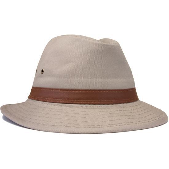 Dorfman Men's Safari Hat