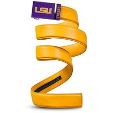 Mission Belt Collegiate Belt - LSU - Gold Strap - X-Large