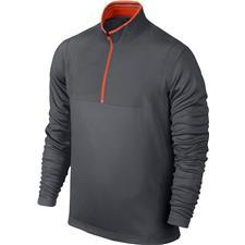 Nike Men's Dri-Fit 1/2-Zip Top Manufacturer Closeout
