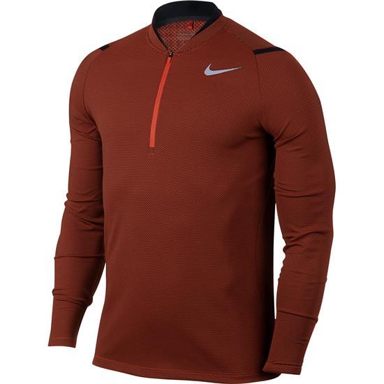 Nike Men's Golf Aero React 1/2-Zip Pullover
