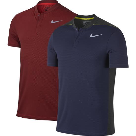 Nike Men's MM Fly Aero React Blade Polo