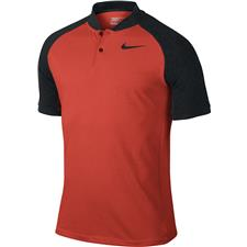 Nike Men's Modern Fit Transition Dry Color Block Polo
