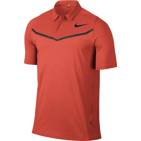 Nike Men's TW Velocity Max Blocked Polo