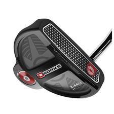 Odyssey Golf O-Works 2-Ball Putter with SuperStroke Pistol Grip