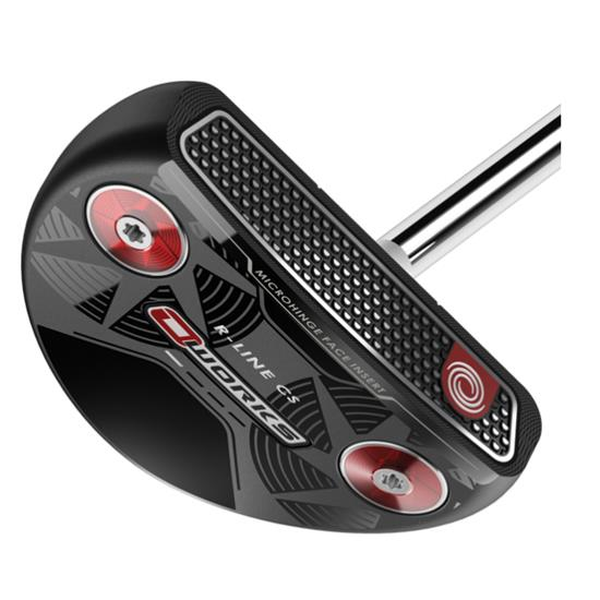 Odyssey Golf O-Works Mallet Putters w/ SuperStroke Pistol Grip