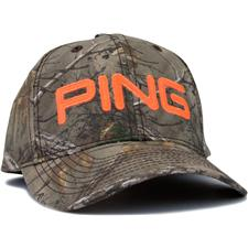 PING Men's Unstructured RealTree Xtra Hat