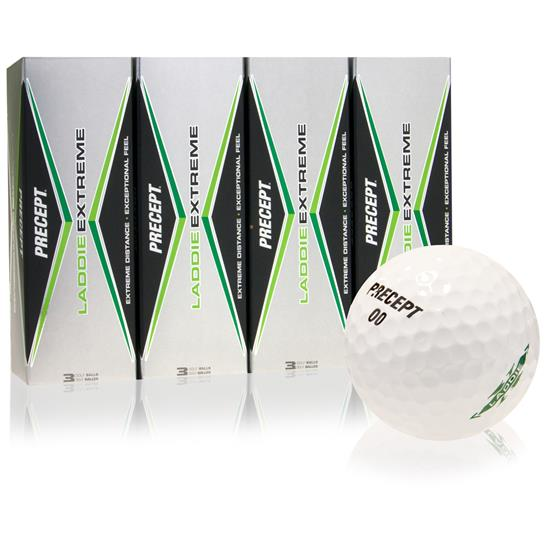 Precept Laddie Extreme Golf Balls