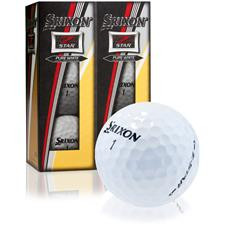 Srixon Z-Star Performance Pack Golf Balls - 6 Pack