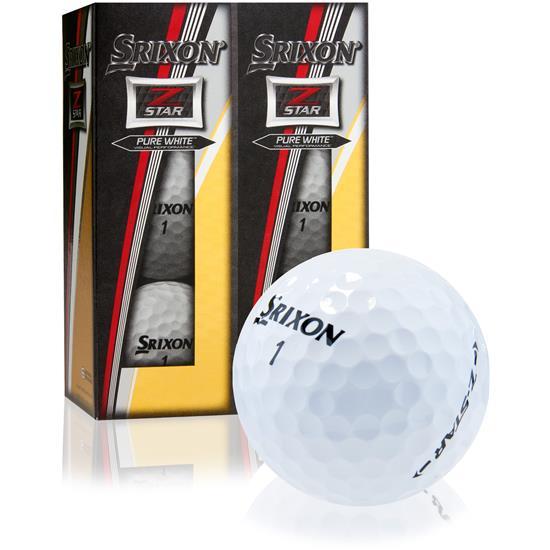 Srixon Z-Star Performance Pack Golf Balls - 6 Pack