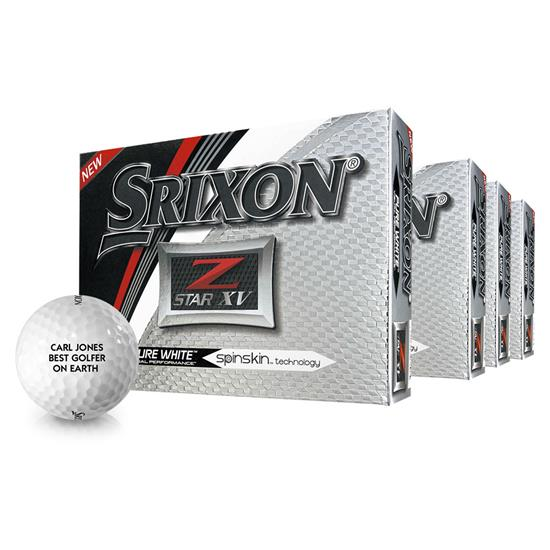 Srixon Z Star XV 5 Golf Balls - Buy 3 Dz Get 1 Dz Free