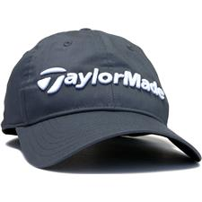 Taylor Made Men's Lifestyle Tradition Lite Hat - Charcoal