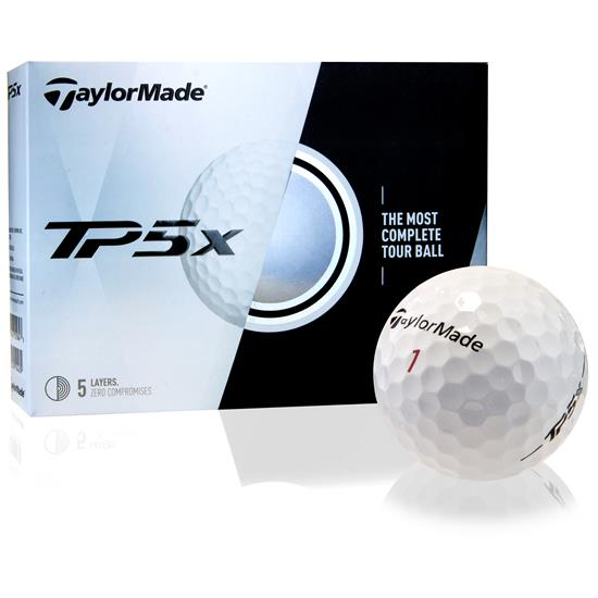 Taylor Made Prior Generation TP5x Golf Balls